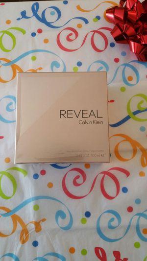 """NEW $39.00 """"REVEAL"""" by Calvin Klein for Women 3.4oz Eau De Parfum. for Sale in Austin, TX"""