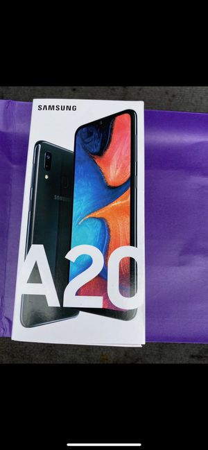 Samsung Galaxy a20 for Sale in Bell, CA