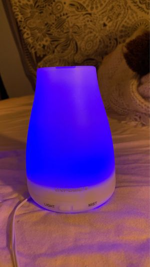 URPOWER DIFFUSER , color changing! for Sale in Beverly, MA