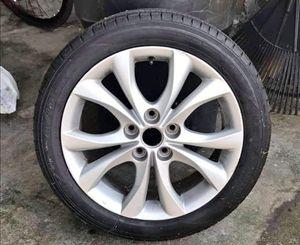 17 Mazda rim for Sale in Bellingham, MA