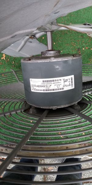 A/C heat pump fan and motor for Sale in Inverness, FL