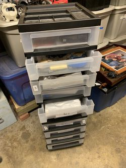 Little plastic drawer for Sale in Revere,  MA