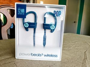 Power Beats 3 Wireless for Sale in Spring, TX