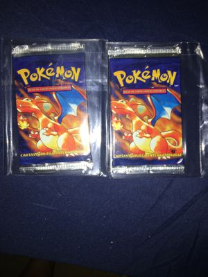 Spanish base set booster pack first edition for Sale in Jasonville, IN