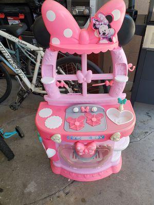 Mini Mouse Kitchen for Sale in Baldwin Park, CA