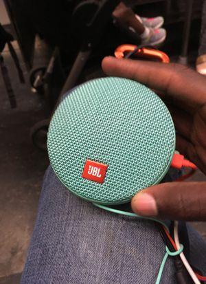 Jbl clip 2 Bluetooth speaker for Sale in Cambridge, MA