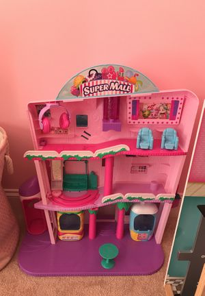 Shopkins super mall for Sale in Dartmouth, MA
