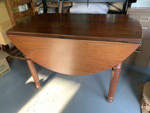 Antique Vintage Drop Leaf Table for Sale in Columbus, OH