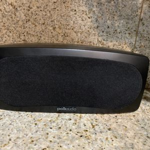 Polk Audio Center Channel Speaker for Sale in Chula Vista, CA