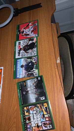 xbox one game (read details) for Sale in Covina, CA