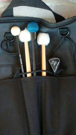 Drum sticks & Sabian Case for Sale in Nashville,  TN