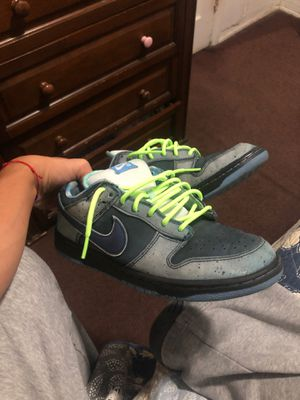 Nike SB Dunk Low Pro Blue Lobster Size 9 for Sale in Los Angeles, CA