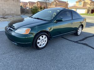 2001 Honda Civic ex for Sale in Phelan, CA