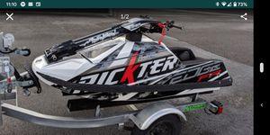 Rickter Edge FR Jet Ski for Sale in Tacoma, WA