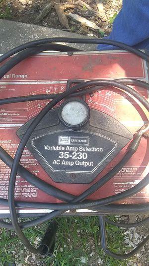 Craftsman welder 220 for Sale in Alton, IL