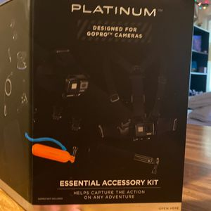 Platinum Essential Accessory Kit for Go Pro cameras for Sale in Redwood City, CA