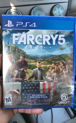 Far Cry 5 - PS4 (Sealed) for Sale in St. Louis, MO