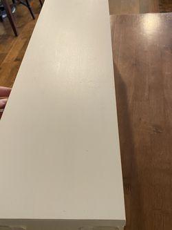 Wall Shelf - White IKEA - Like New! for Sale in Washington,  DC