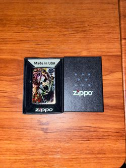 Brand new authentic zombie Zippo lighter 28876 for Sale in Silverdale,  WA