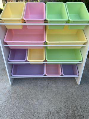 Storage bin and organizer for Sale in Aurora, OR