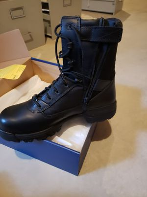 Steel toe work boots for Sale in Arnold, MO
