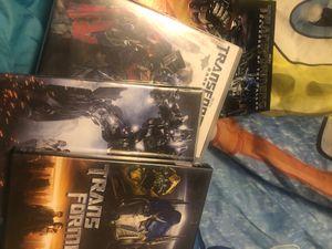 Transformer movies for Sale in Spokane, WA