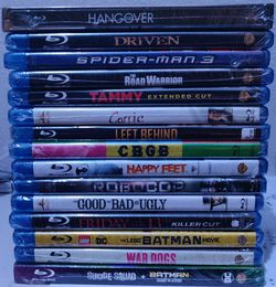 15 Blu Ray Movies -for- $20 New! for Sale in Gilbert,  AZ