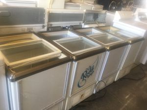 Chest Refrigerator For Restaurant Or Home Users for Sale in Stockton, CA