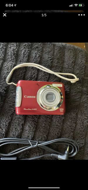 Canon camera for Sale in West Haven, CT