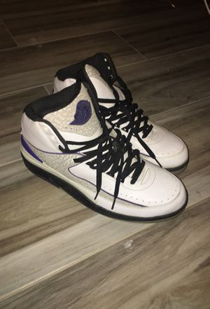 Jordan 2 elephant print purple size 13 for Sale in Reedley, CA
