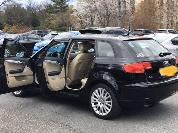 2007 Audi A3 2.0T - Low 96000 miles! One -owner! it's very clean car!