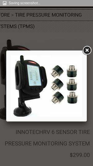 {url removed} Tire Pressure Monitoring System For Rvs And Trucks for Sale in San Antonio, TX