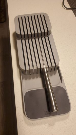 Knife Holder + Kitchen Knife for Sale in Newcastle, WA