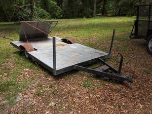 Small heavy duty trailer for Sale in Dade City, FL