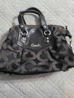 Black Coach Purse for Sale in Glendale,  AZ