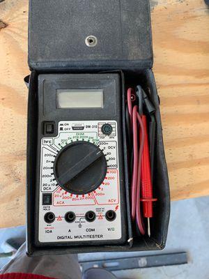 DM310 Digital Multimeter for Sale in Richlands, NC