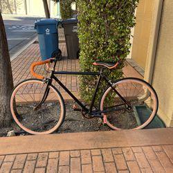 Schwinn Chicago Fixie Bicycle Black / Orange for Sale in Union City,  CA