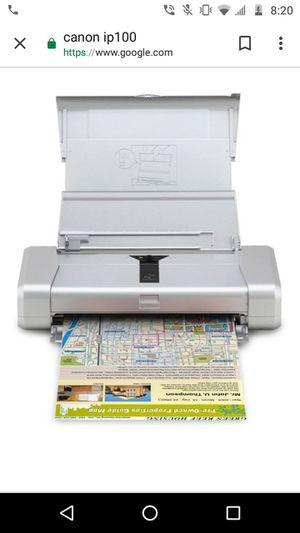 Canon printer for Sale in Santa Fe, NM