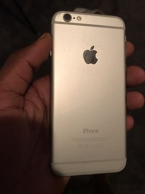 iPhone 6 UNLOCKED FOR ALL CARRIERS for Sale in Cleveland Heights, OH