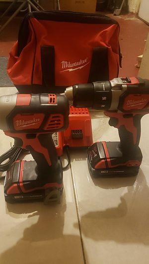 Milwaukee set drill new completed in box for Sale in Brooklyn, NY