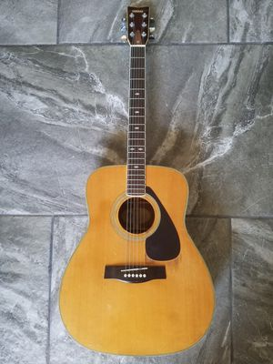 VINTAGE YAMAHA FG-345 for Sale in Agua Dulce, TX