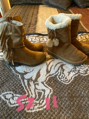 Girls boots size 11 for Sale in Austin, TX