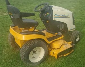 """cub cadet 54"""" tractor for Sale in Lancaster, OH"""