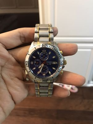 Citizen men's watch for Sale in Arlington, TX