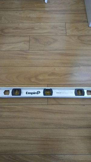 Empire 540.24 Aluminum Level for Sale in Lakeside, AZ
