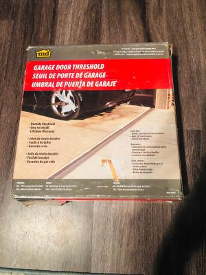MD Building 20ft Garage Door Threshold Kit for Sale in Dallas, TX