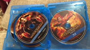 Hunger games blue ray for Sale in Moseley, VA