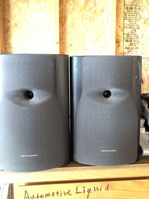 Marantz speakers for Sale in Port Orchard, WA