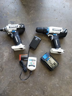 HART 20-Volt Cordless Drill & Impact Combo Kit with (1) 1.5Ah 20-Volt Lithium-Io for Sale in Winter Springs, FL