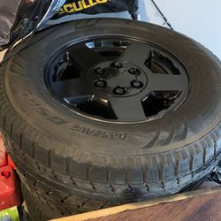 Wheel and tier All 4 For 130 for Sale in Prineville,  OR
